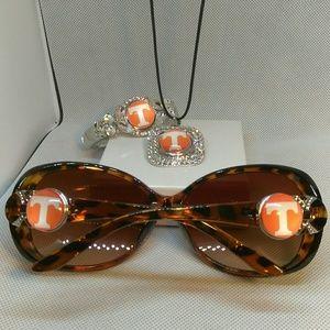 Accessories - Tennessee Volunteers Sunglasses Set